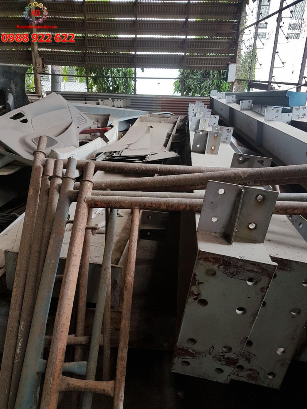 Thu mua phế liệu giá cao tại Thừa Thiên Huế